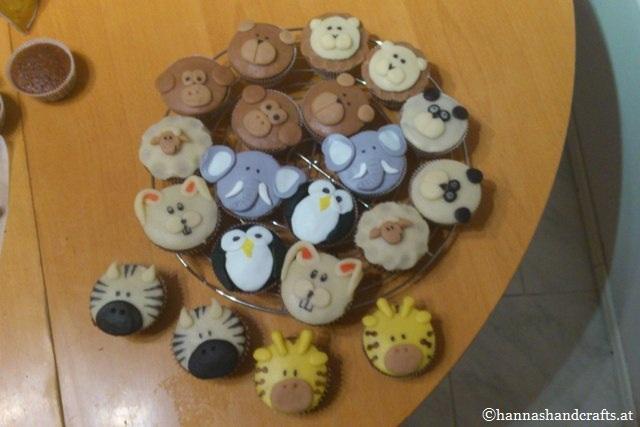 Zootier-Muffins