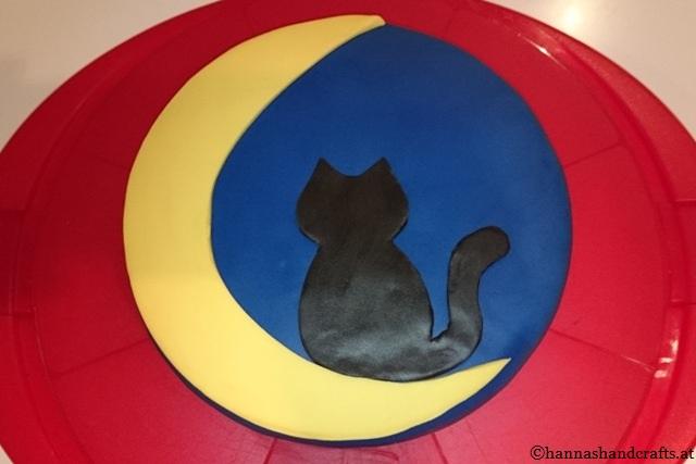 88. Katze auf dem Mond