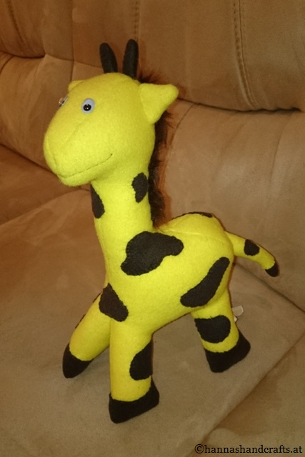 4. Giraffe side